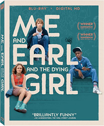 Me and Earl and the Dying Girl Blu-ray