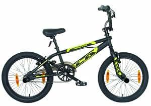 la bicycle bmx fahrrad schwarz rahmenh he 26 7 cm. Black Bedroom Furniture Sets. Home Design Ideas