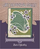 img - for Art Nouveau Quilts book / textbook / text book