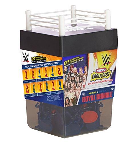 WWE Royal Rumble Mini Figure Set (Yokozuna Action Figure compare prices)