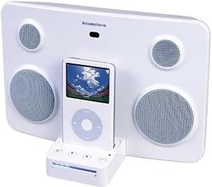 ROCKRIDGE SOUND iPodスピーカー ホワイト ist01 W