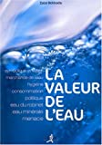 La valeur de l'eau
