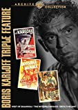 51BNQUbsEKL. SL160  The three (other) faces of Boris Karloff