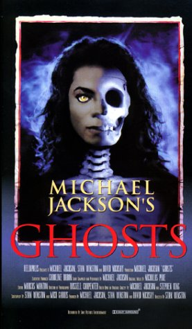 Michael Jackson - Ghosts - Zortam Music