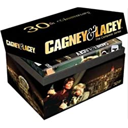 Cagney & Lacey: The Complete Series - 30th Anniversary
