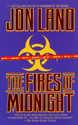 The Fires of Midnight, Jon Land