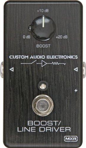 Dunlop MXR Custom Audo Electronics Boost