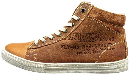 BULLBOXER, Sneaker bambine Marrone momosa tan