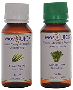 citronella grass oil as mosquito repellent The easiest way to use lemongrass oil for mosquito repellent is to dilute the oil  with water and pour the mix into a spray bottle.