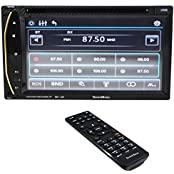 SoundBoss SBDD-10 2Din DVD/VCD/CD/MP5/MP4/MP3/BLUETOOTH/USB/TF/AUX/FRONT VIEW AND REAR VIEW CAMERA Connectivity