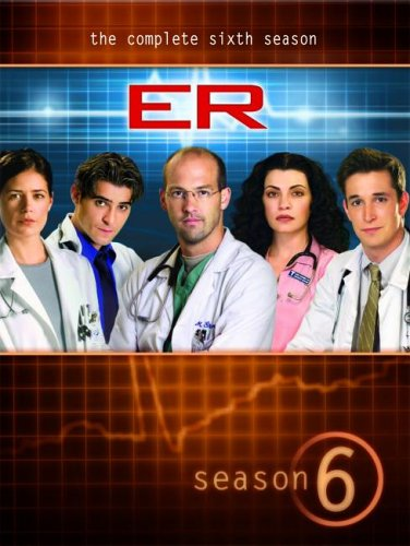 ER: The Complete Sixth Season [DVD]