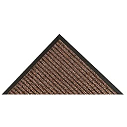 NoTrax 117 Heritage Rib Entrance Mat, for Lobbies and Indoor Entranceways, 3\' Width x 5\' Length x 3/8\