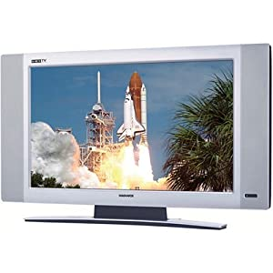 "Factory-Reconditioned Philips/Magnavox 32MF605W/17 32"" LCD Wide Screen HDTV ready w/ATSC"