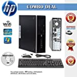 HP Compaq Elite 8000 SFF Desktop Comp...