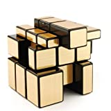 ShengShou Mirror Cube Golden+ Cubelelo Cube Pouch COMBO Offer