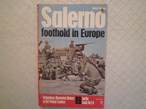Salerno foothold in Europe PDF