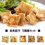 四角餃子 5種類セット