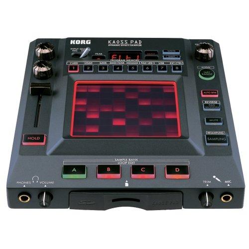 Korg KP3 Kaoss Pad Dynamic Effects Sampler
