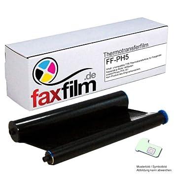 4x Inkfilm kompatibel mit Philips Magic 5 Basic//Philips Magic 5 Basic Dect//Philips Magic 5 Coulor Dect//Philips Magic 5 Eco Basic Dect//Philips Magic 5 Eco Classic//Philips Magic 5 Eco Primo