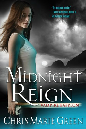 Image of Midnight Reign (Vampire Babylon, Book 2)