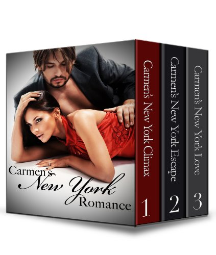 Carmen's New York Romance Trilogy by Nikki Sex