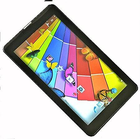 "Tablette téléphone Double SIM 7"" écran HD RAM RAM 1Go ROM 8Go (Noir)"