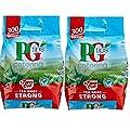 PG Tips Schwarzer Tee 300 Beutel 2er Pack (Ingesamt 600 Beutel) von PG bei Gewürze Shop