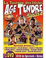 Âge tendre - La tournée des idoles - Saison 4