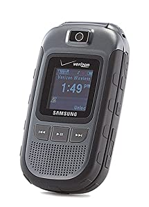 -  Samsung Convoy U640 Phone for Verizon Wireless Network with No Contract (Gray) Rugged