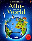 Alice Pearcey Sticker Atlas of the World