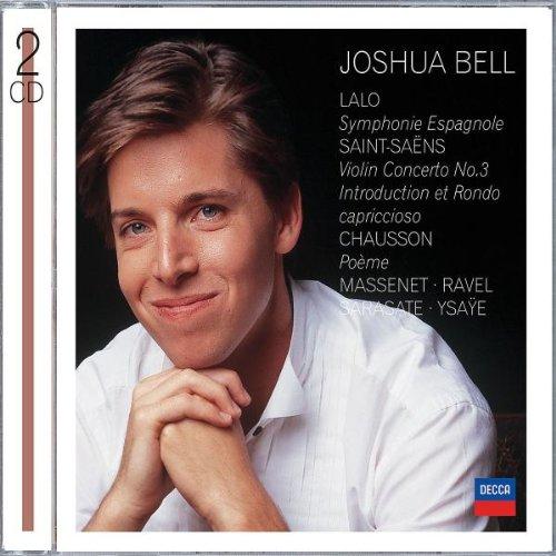 Lalo: Symphonie espagnole; Saint-Saëns: Violin Concerto No. 3; Chausson: Poème
