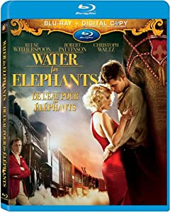 Water For Elephants (Blu-ray + Digital Copy) (Bilingual)