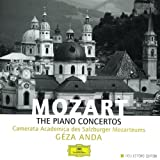 Mozart: The Piano Concertos (8 CD's)