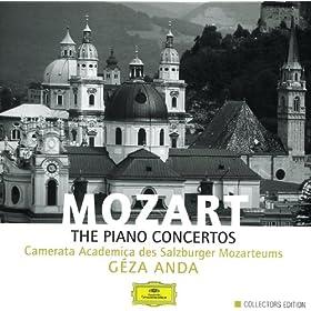 Mozart: Piano Concerto No.15 in B flat, K.450 - Cadenzas: W.A. Mozart - 1. Allegro