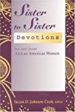 Sister to Sister: Devotions for and from African American Women (Sister to Sister Series)