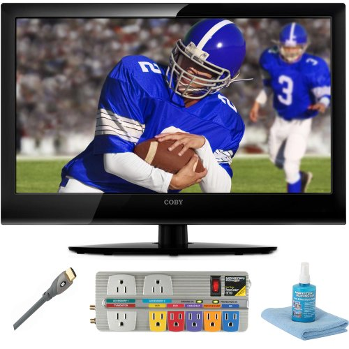 Online Coby LEDTV3226 KIT 32-Inch 720p 60Hz LED HDTV Kit (Black) Online
