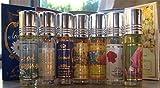 6 (Six) Al-Rehab 6ml Perfume Oils Best Seller Set # 3: Zahrat Hawaii,...