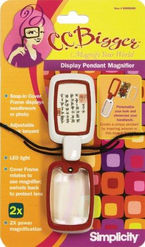 C.C. Bigger 55501022 Pendant Magnifier