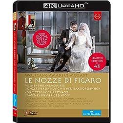 Le nozze di Figaro [4k Ultra HD + Blu-ray]