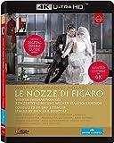 モーツァルト : 歌劇 「フィガロの結婚」 (Wolfgang Ammadeus Mozart : Le Nozze Di Figaro / Wiener Philharmoniker | Konzertvereinigung Wiener Staatsopernchor | Dan Ettinger) [Ultra HD Blu-ray] [輸入盤] [日本語帯・解説付]