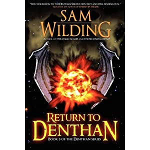 Return to Denthan - Book Three of the Denthan Series