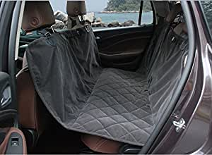 Microfiber Dog Seat Cover Hammock Pet Car