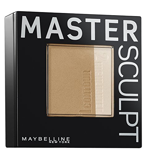 Maybelline New York Master Sculpt Terra Contouring 2in1 Light Medium