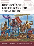 Amazon.com: Bronze Age Greek Warrior 1600-1100 BC (9781849081955): Raffaele D'Amato, Andrea Salimbeti, Giuseppe Rava: Books