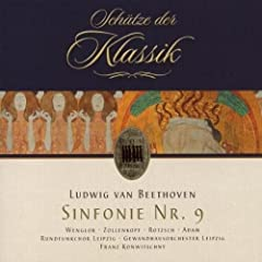 Symphony No. 9 in D Minor, Op. 125:IV. Finale: Presto