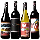 Wines that Rock Rainbow Mixed Pack, 4 x 750 mL