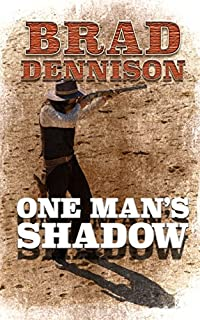 Book Cover: One man's shadow