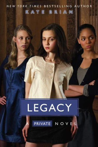 Image for Legacy (Private, Book 6)