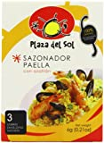 Plaza Del Sol Paella Seasoning 6 g (Pack of 5)
