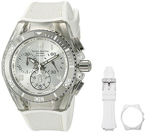 technomarine-unisex-quartz-watch-with-white-dial-chronograph-display-and-white-silicone-strap-tm-115